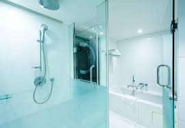 professional restoration of your shower glass incl protective coating