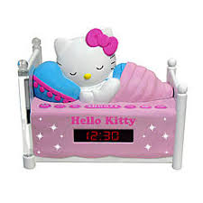 alarm clock radio corded bedroom phone. hello kitty 9708362m sleeping alarm clock radio with night light corded bedroom phone d
