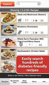 diabetes food menus apple picks 13 apps for people with diabetes mobihealthnews