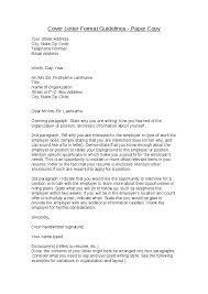Sample Cover Letter Without Addressee Chechucontreras Com