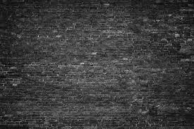 seamless black wall texture. Black Wall, Brick Texture, Dark Background Stock Photo Seamless Wall Texture