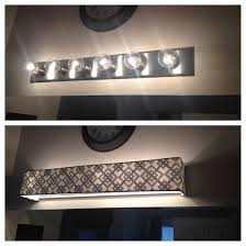 custom lamp shades fabric light covers bathroom vanity lighting news or