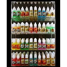 E Liquid Display Stand Black Acrylic Eliquid Display Stand 100tier Rack Organizer Table 20