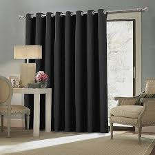 curtains for sliding glass doors with vertical blinds awesome panel track blinds thermal door curtain patio