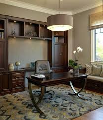 office man cave ideas. Outstanding Man Caves Home Office Traditional With Roman Shade Window Coverings Contemporary Room Cave Ideas