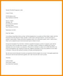 Employee Resignation Letter Awesome 44 Resignation Letter Sample For Employee Pulsefitseattle