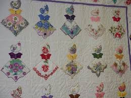 59 best Handkerchief Quilts images on Pinterest | Embroidery ... & Deerecountry Quilts : Handkerchief Quilt at the Fair Adamdwight.com