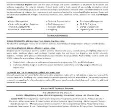 Digital Electronics Engineer Resume Sample Electronics Engineer ...