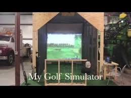 best home golf simulator. How To Setup Your Home Simulator Best Golf