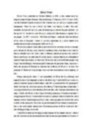 oliver twist essay now oliver twist essay preview