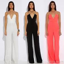 playsuit pants summer y outfit hz031