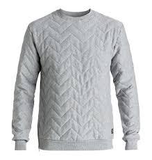 Wiletton - Quilted Sweatshirt EDYFT03214   DC Shoes & 0 Wiletton - Quilted Sweatshirt Black EDYFT03214 DC Shoes Adamdwight.com