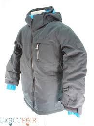 Firefly Boys Truman V2 Insulated Winter Jacket Clothing