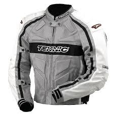 Teknic Supervent Mesh Jacket Motorbike Jackets Mesh