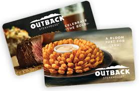 for father s day dad an outback steakhouse 50 gift card and receive a 10 gift card free