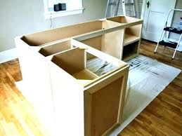 build your own office furniture. Build Your Own Office Desk Sawed Apart Table Easy To Inside Corner Plan 10 Furniture S