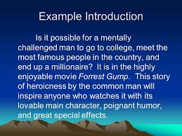 persuasive essay introduction ppt video online  2 example introduction