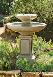 Amazoncom  Solarrific G3033 Floating Solar Fountain For Bird Solar Garden Fountain