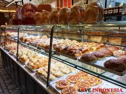 Breadtalk Kota Kasablanka Mall Love Indonesia