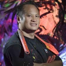 Rick Alonzo - Christian Speaker - Artist in Motion