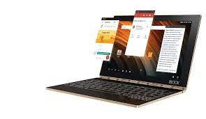 So sánh Máy tính bảng Lenovo Yoga Book - Carbon Black và