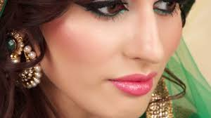 model makeup video in stan lovely tehmina ahmad bridal make up academy asian mughal stani smokey eye makeup video in urdu dailymotion