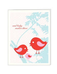 Hip Baby Cards New Baby