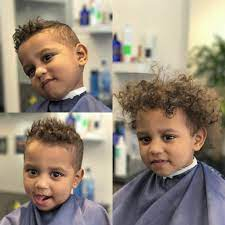This fascinating hairstyle is equally best for girls and boys. 30 Toddler Boy Haircuts For 2021 Cool Stylish