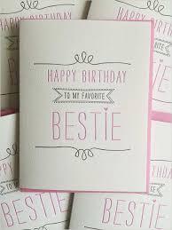 Geburtstag Beste Freundin Cool Birthday Card For Best Friend Card