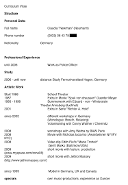 Amazing List Of Special Skills For Acting Resume Ideas - Simple .