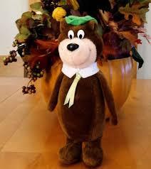 plush yogi bear stuffed s retired by paradeofmemories