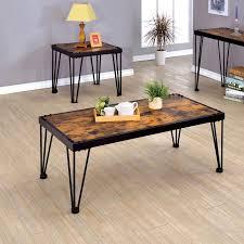 Industrial Looking Coffee Tables Industrial Style Coffee Table Ikayaa Us Uk Fr Brand Antique