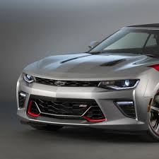 6th Generation Camaro 2016 SS ACS Fifty Front Grill 48-4-021