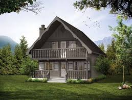 chalet house plans eplans european