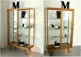 curio cabinet ikea glass door curio cabinet small curio cabinet ikea