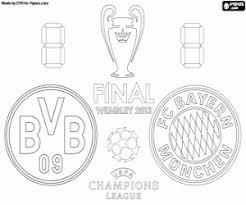 Ausmalbilder Fußball Meisterschaft Malvorlagen 6