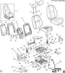 2007 suburban seat belt latch issue front bucket seat passenger side