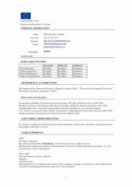 cv format word doc european format cv template doc resume simple templates
