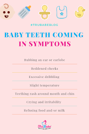 Teething Chart Babies When Do Babies Get Teeth Baby Teeth Chart Losing Baby Teeth Chart