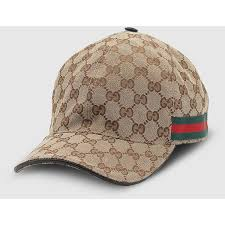 gucci cap. gucci original gg canvas baseball hat with web (£160) ❤ liked on polyvore cap