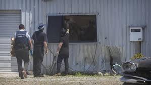 Taranaki trio on trial for shooting up Highway 61 gang pad | Stuff ...