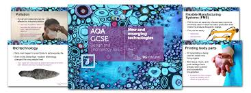 Design And Technology Online Resources Design And Technology Gcse Aqa Unit 1 New