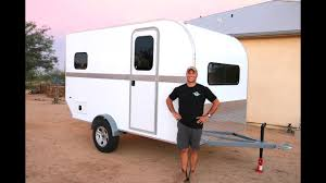 Diy travel trailer Micro How To Build Diy Travel Trailer Insulation Windowsdoor Aluminum Trim part 3 Youtube How To Build Diy Travel Trailer Insulation Windowsdoor