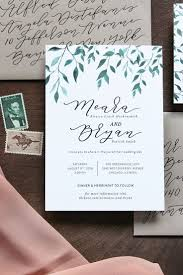 Beautiful Wedding Invitation Card Design Perfect And Simple Wedding Invitations That Match Your