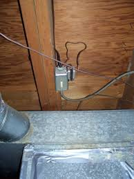 how to clean a furnace flame sensor dengarden a toggle switch that has been mounted in the ceiling near the furnace your toggle