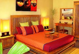 Bright Orange Bedroom Ideas With Best Color Paint Colors