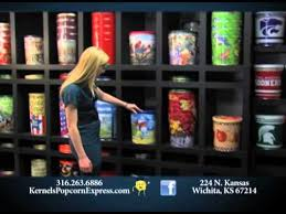 Popcorn Express Vending Machine Awesome Kernel's Popcorn Express Generic YouTube