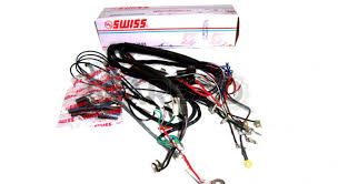 royal enfield 6v complete main wiring harness sparezo royal enfield 6v complete main wiring harness