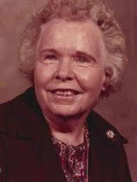 Obituary for Myrtle Norris Lloyd