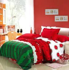 queen duvet size watermelon bedding set king size queen full double quilt duvet cover sheets bedspread
